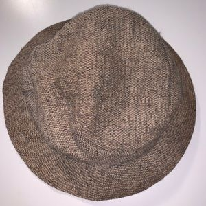 Other - Wool bucket style vintage hat